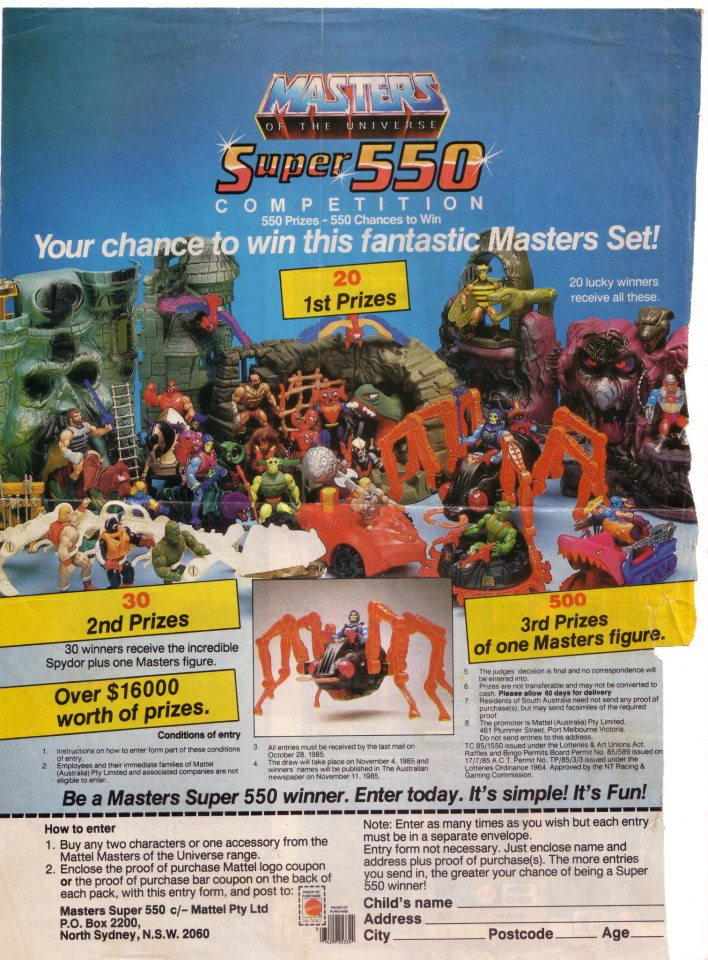 Toy Catalogues Australia Wow Blog